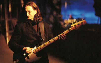 Geddy Lee: wystawa gitar basowych