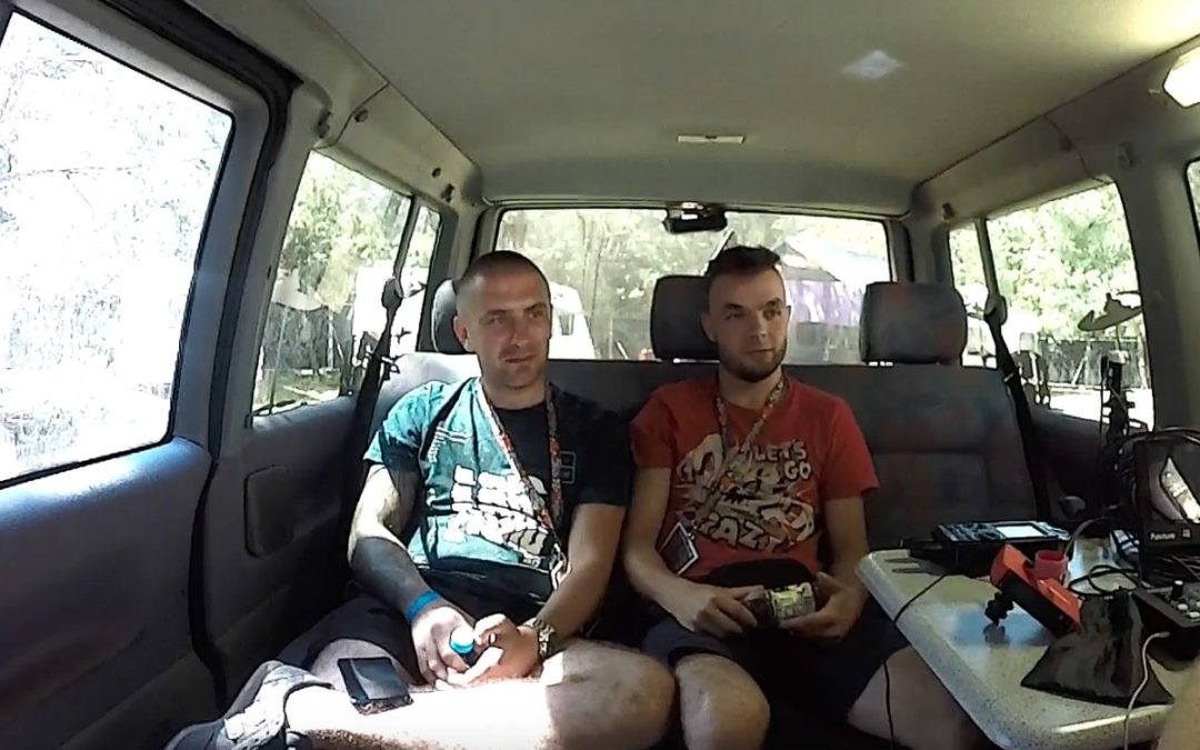 Artur Pochwała i Artur Żurek (Nocny Kochanek) wywiad dla gitarabasowa.beatit.tv