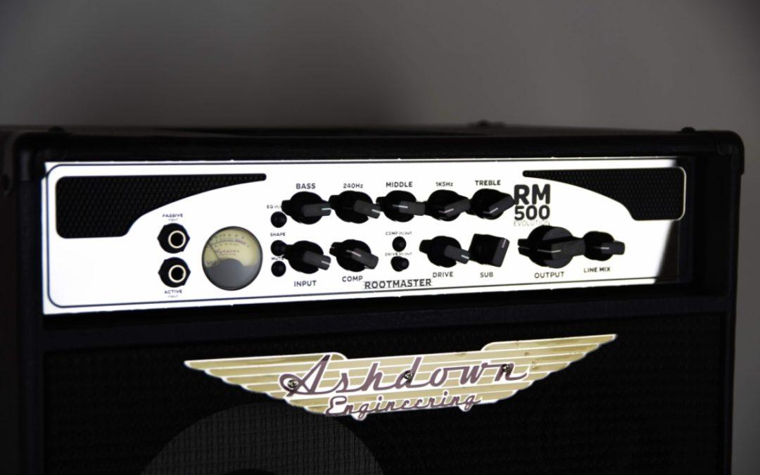 Ashdown RM C210T 500 EVO