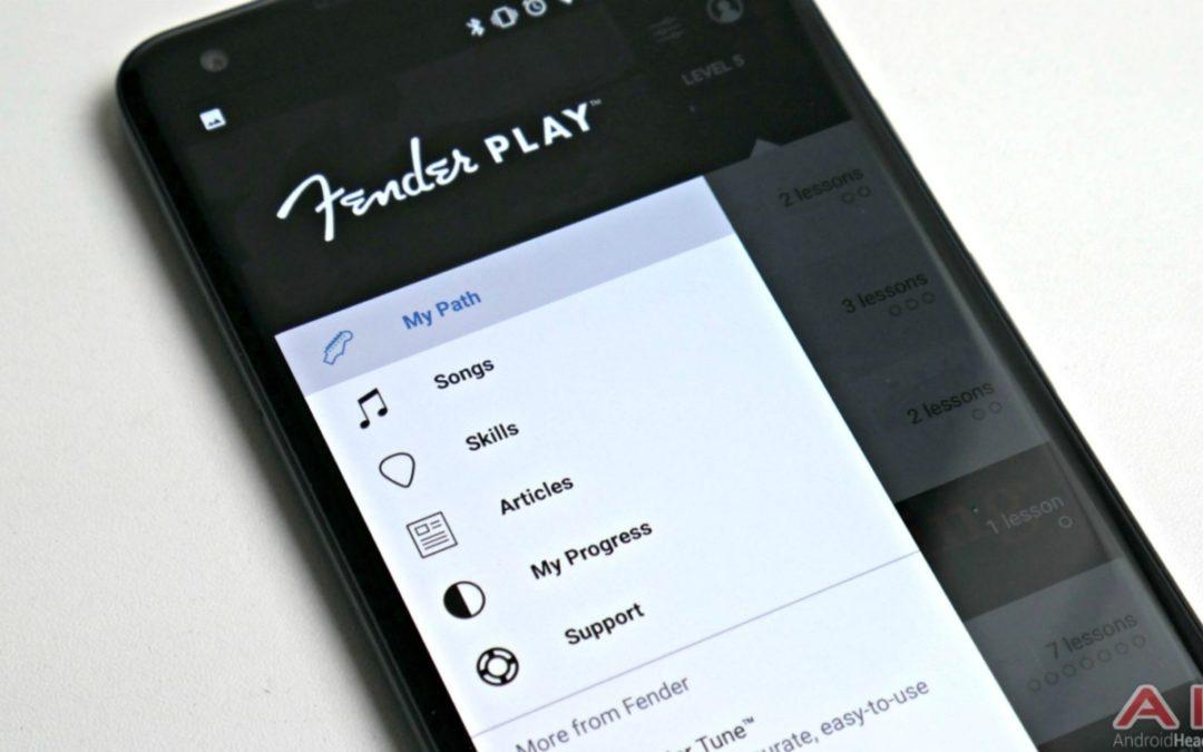 Fender wydaje aplikację do ćwiczeń na basie
