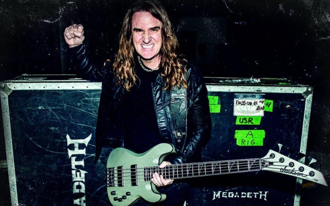 Warsztaty z basistą Megadeth