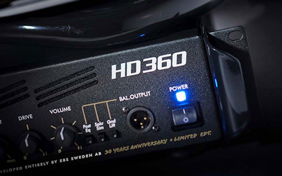 EBS świętuje 30-lecie firmy – czyli EBS HD 360 Anniversary Limited Edition
