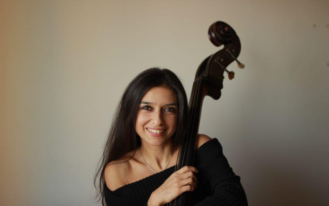 Federica Michisanti na Sopot Jazz Festival 2018