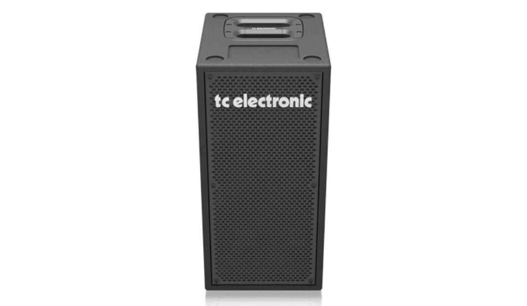 Nowa kolumna basowa TC Electronic BC208