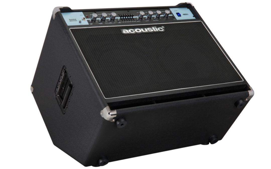 Nowe comba basowe od Acoustic Amplification