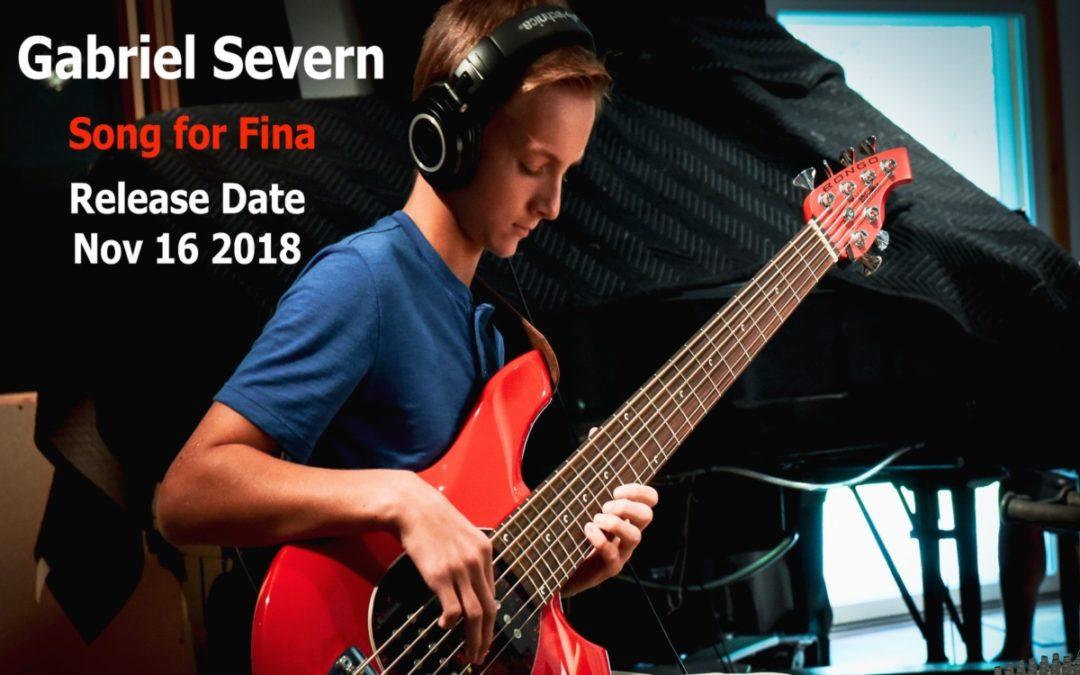 14-letni Gabriel Severn z nagrodą DownBeat