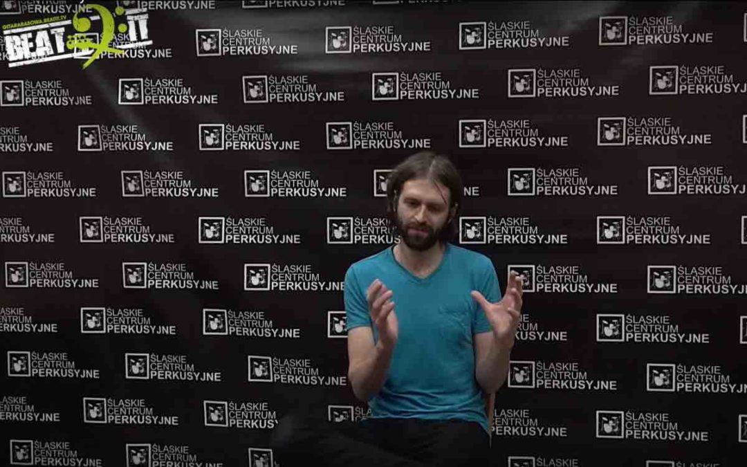 Geoff Kraly (Paris Monster) prezentuje swój sprzęt basowy