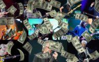 10 najzamożniejszych basistów na świecie