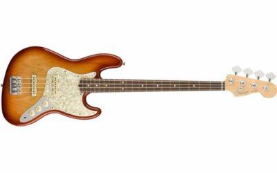 Nowy, limitowany Fender Jazz