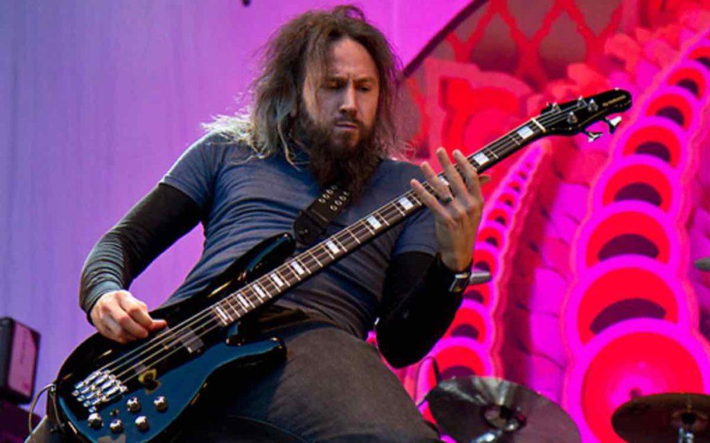 Troy Sanders zasili szeregi Thin Lizzy