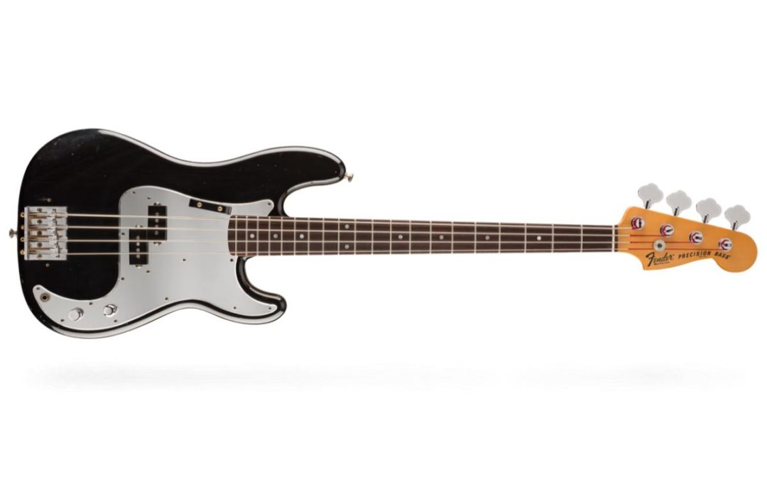 Fender Precision Bass z sygnaturą Phila Lynotta