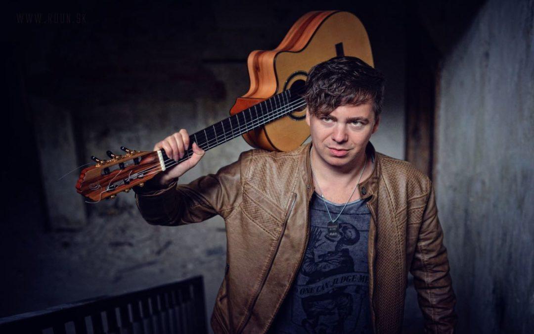 Thomas Zwijsen wystąpi na Warsaw Fingerstyle Festival
