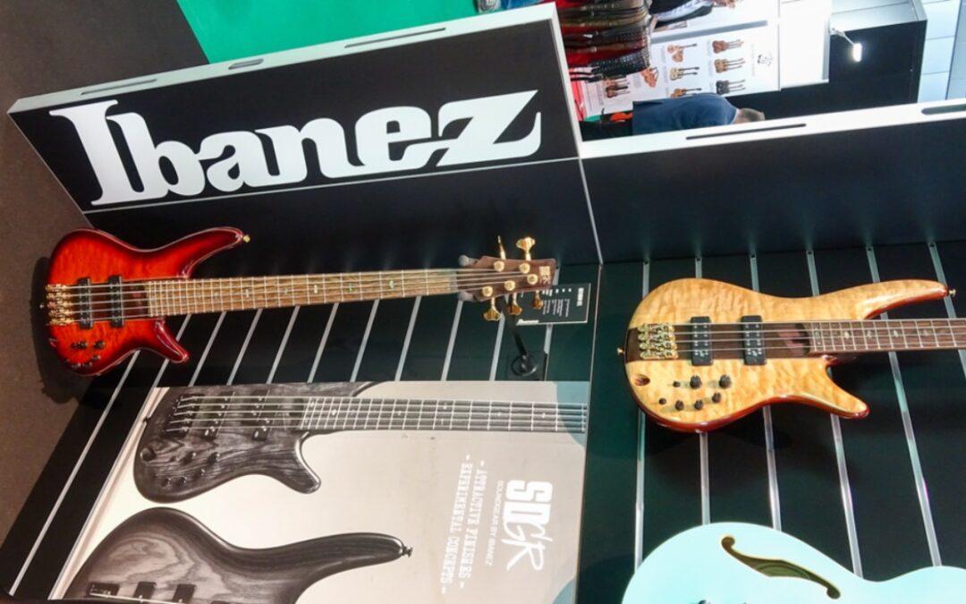 Targi Musicpark 2019: Ibanez