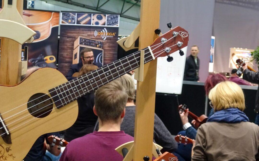 Targi Musicpark 2019: Ortega Guitars