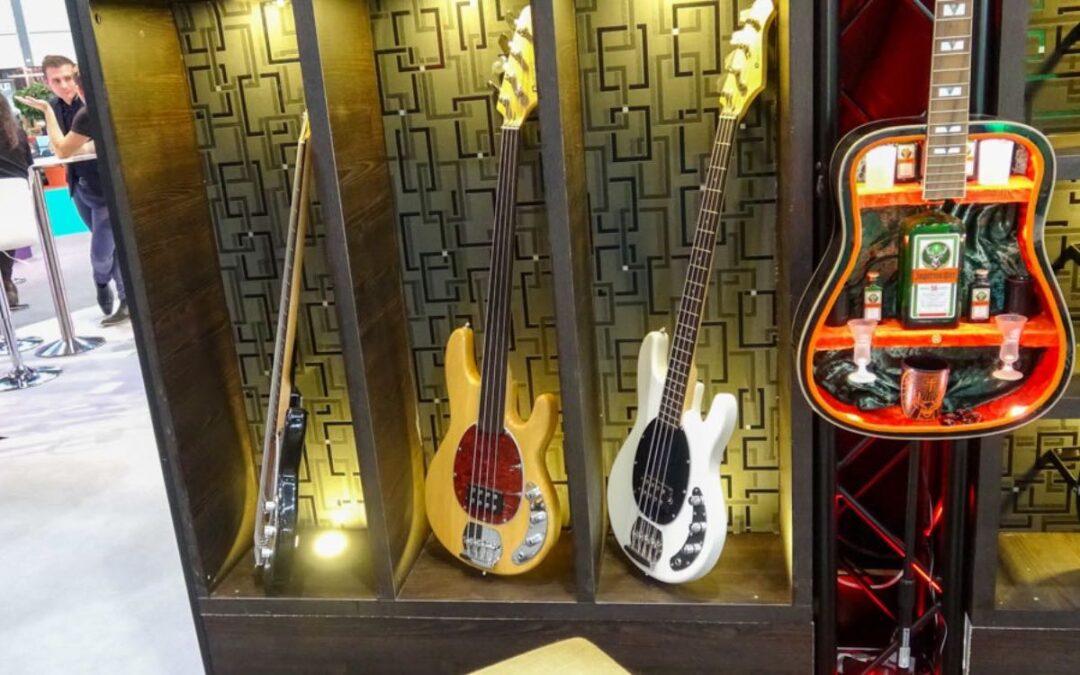 Targi Musicpark 2019: Dimavery