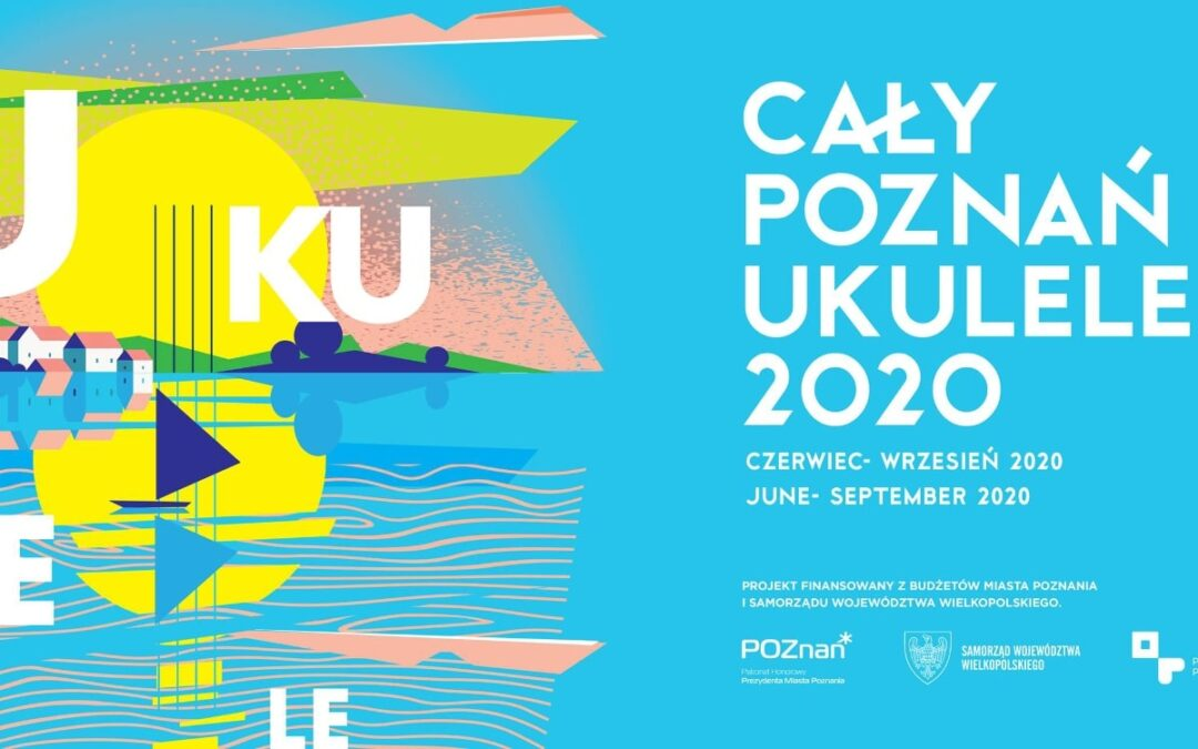 Cały Poznań Ukulele 2020